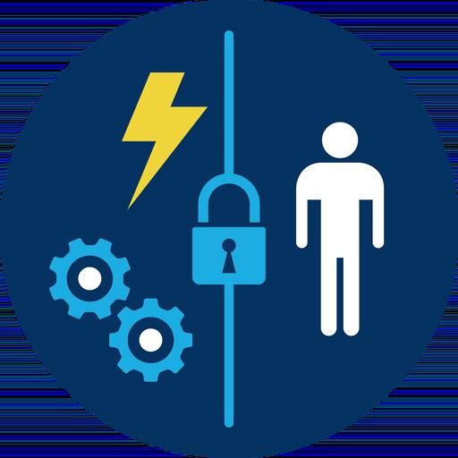 Energy isolation logo