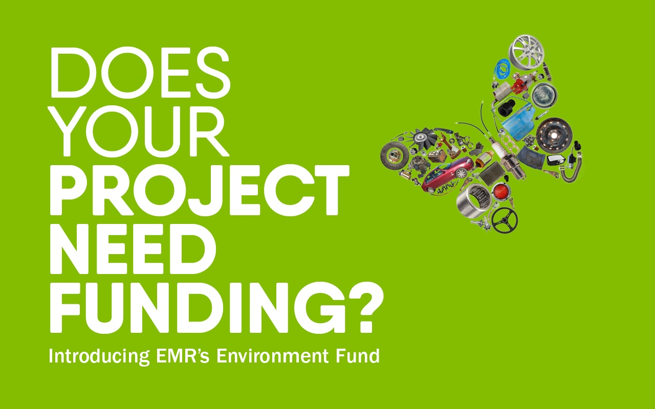 EMR's Environment Fund launches