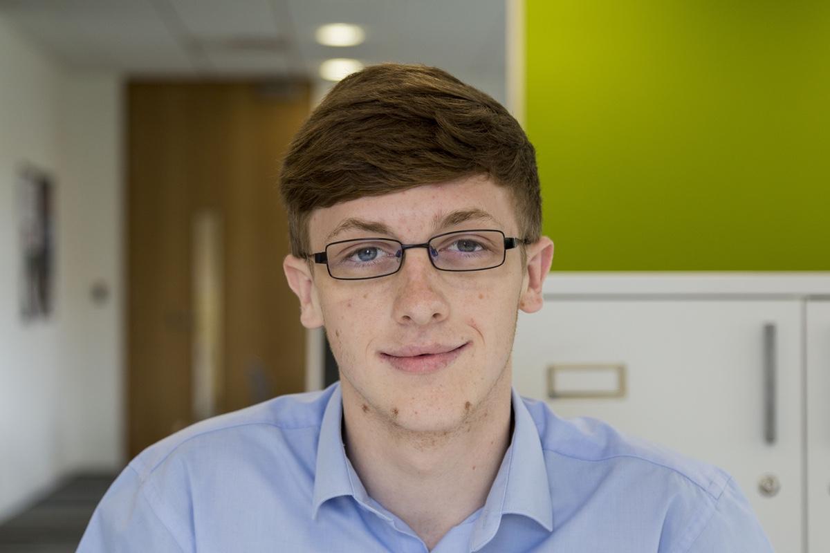 EMR apprentice Michael