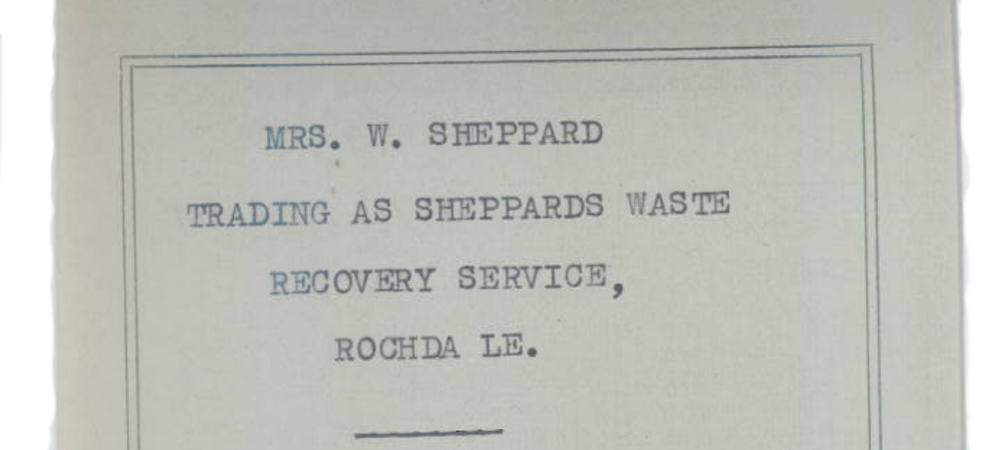 Sheppard Waste Recovery