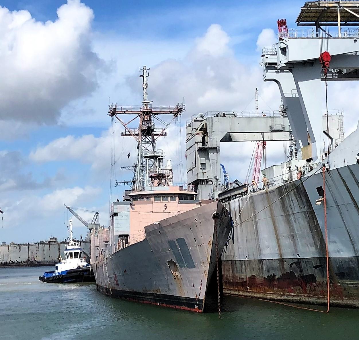 USS Hawes