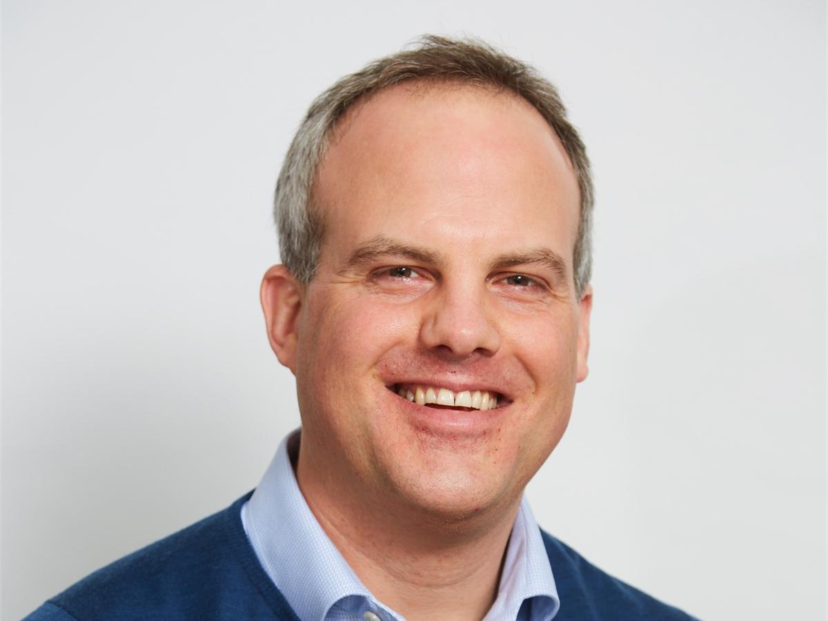 Ian Sheppard  EMR Managing Director