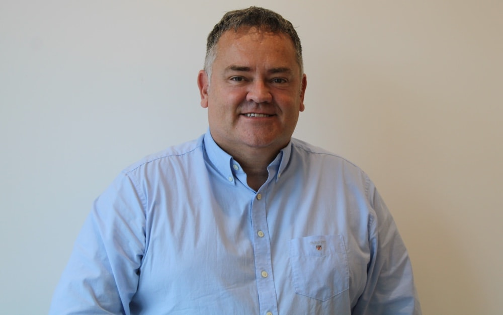 Mark Vaughan, Director of UK Industrial Services