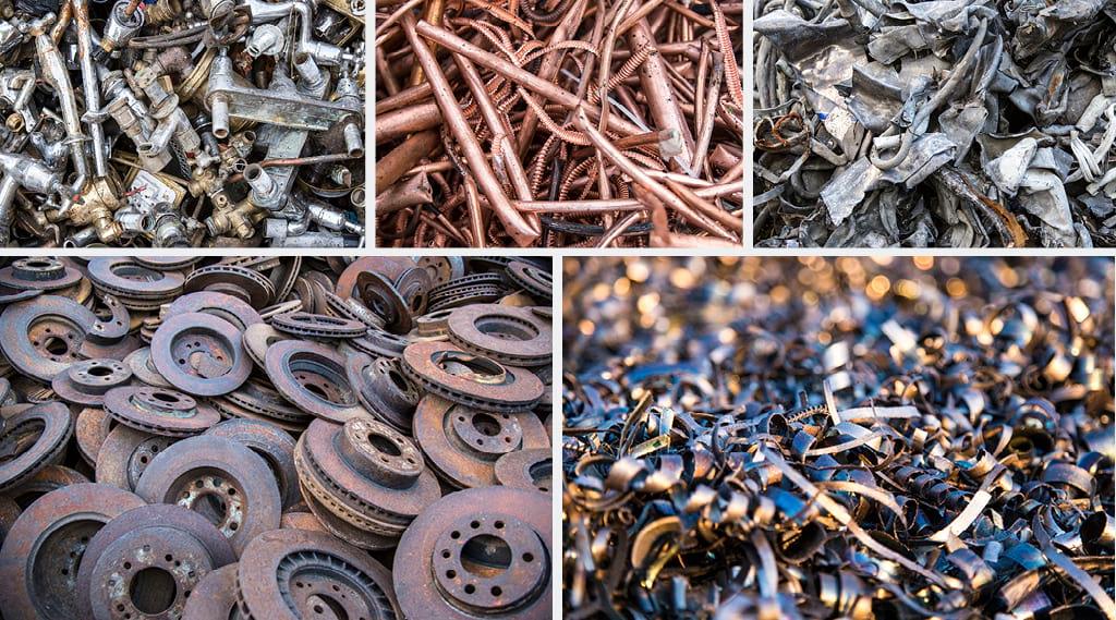 Metals grid
