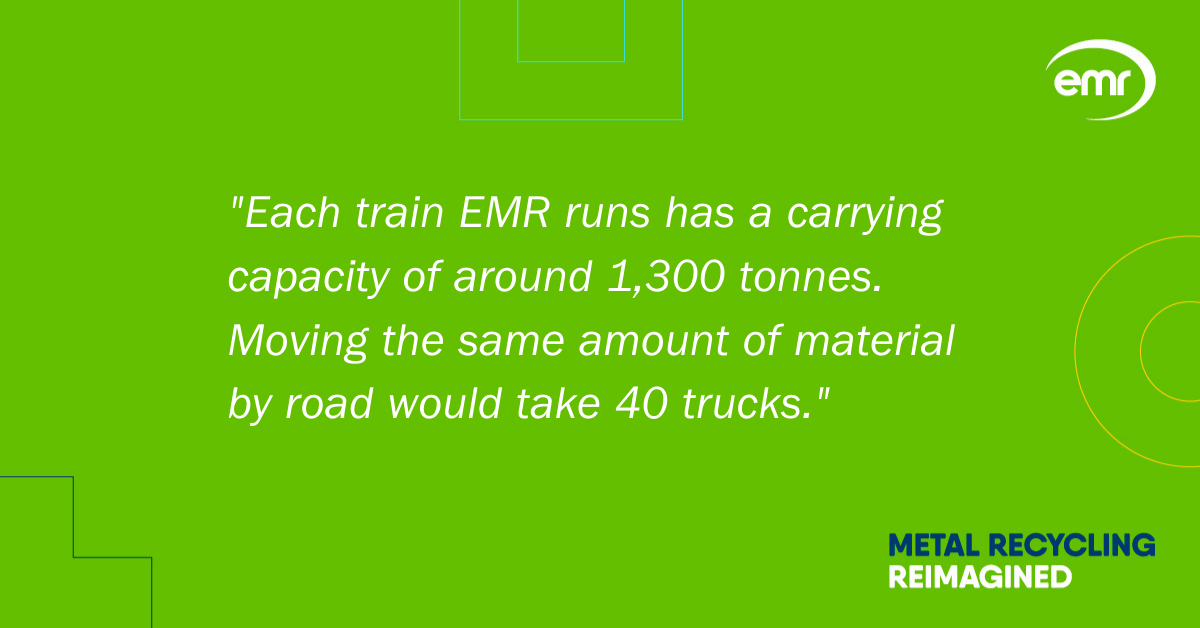 Steve Bareham discusses the challenges of decarbonising our rail operations