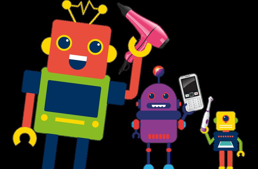 Recylabots logo