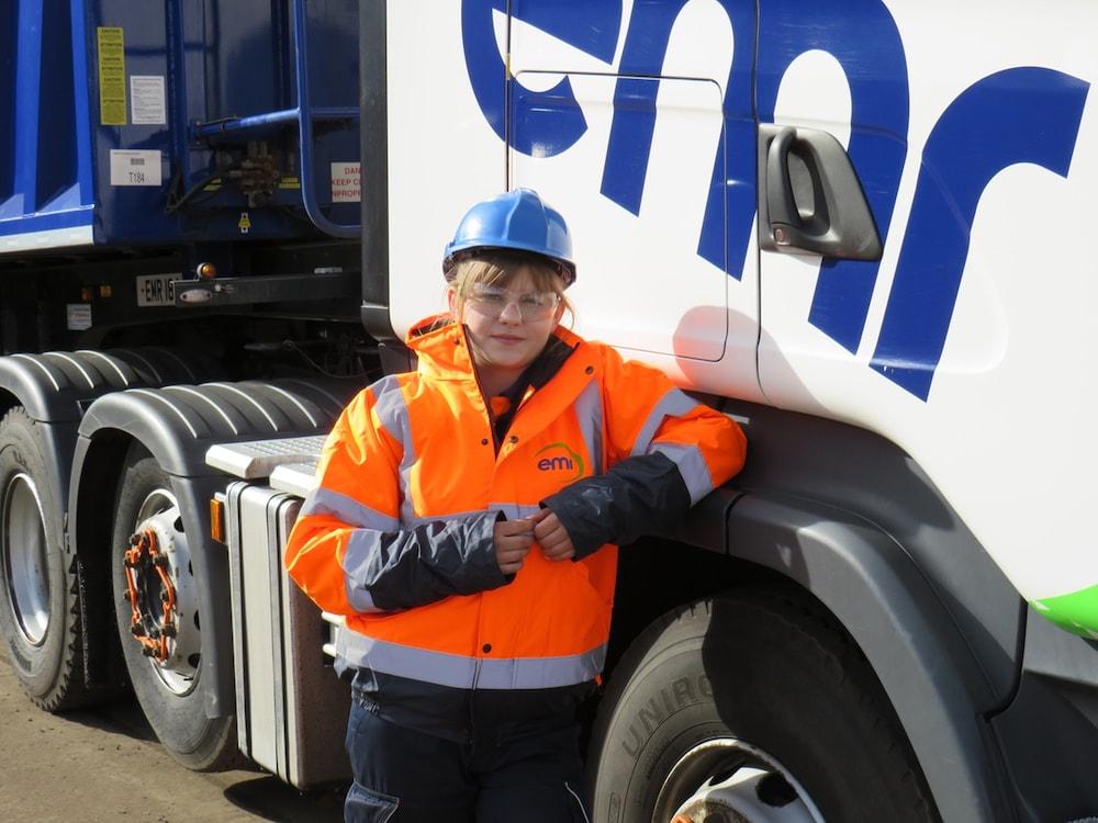 Driver apprentice photograph