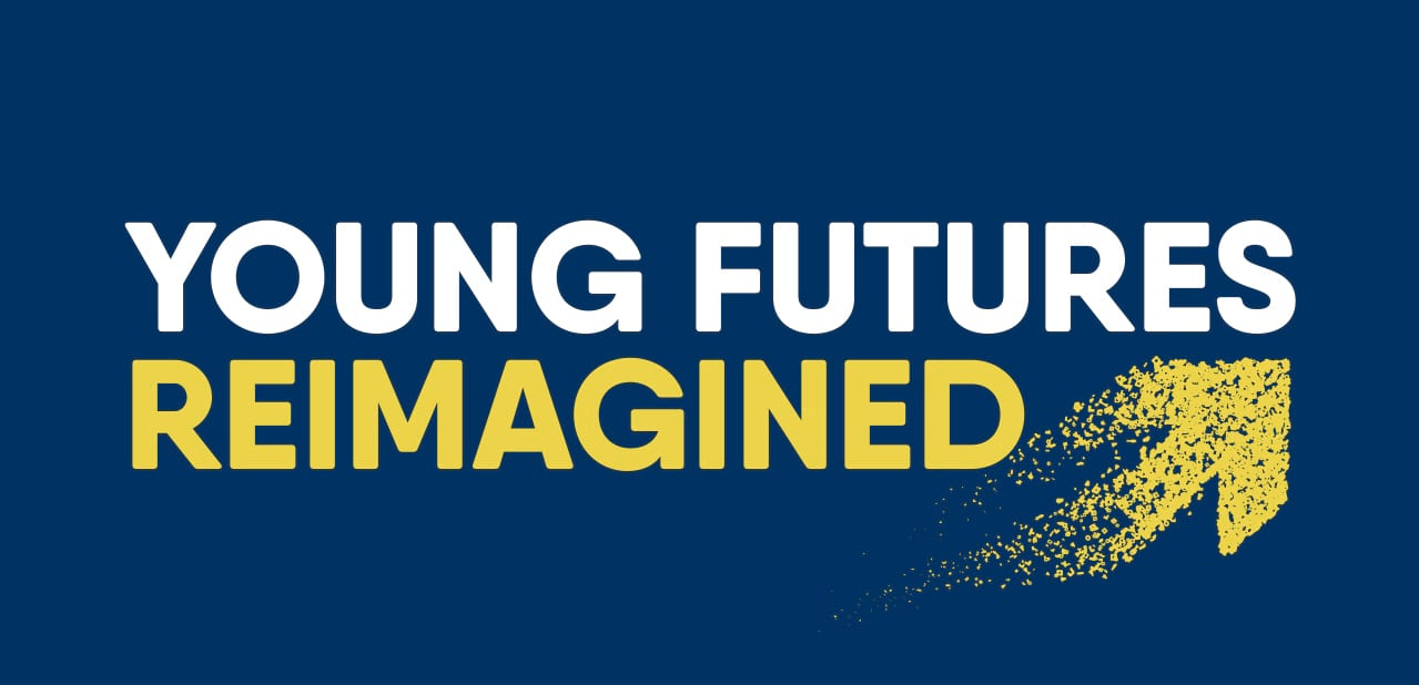 Young Futures Reimagined logo